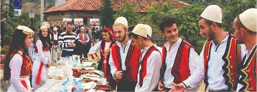 celebration of traditional food held in ferizaj cultural