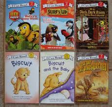 librarika 6 books biscuit biscuit