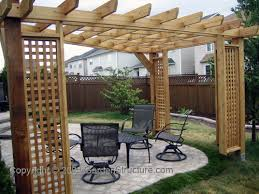 Wood Trellis Plans by Google Image Result For Http Www Gardenstructure Com Userfiles