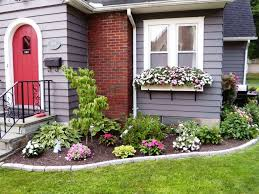 Home And Garden Ideas Landscaping Flower Garden Ideas In Front Of House Gallery Amys Office