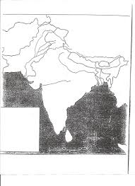Ancient India Map Farrellworldcultures India Outline Map U0026 Terms