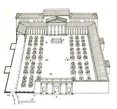 roman insula floor plan roman domestic architecture insula article khan academy