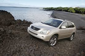 lexus hybrid recall rx400h toyota and lexus hybrids recalled over stalling issues cool cars
