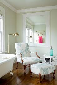 upholstered rocking chair method portland victorian bathroom