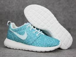 rosch runs nike roshe run womens shoes white blue 52 00
