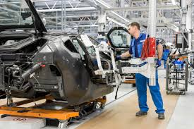 Bmw I8 Engine - bmw i8 production now underway production process in detail