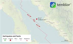 Fault Lines United States Map by Free Satellite Maps Images Faults And Earthquakes Western North