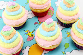 dr seuss cupcakes dr seuss cupcakes oh the places you ll go the inspiration edit