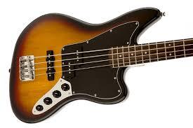 amazon com squier by fender vintage modified jaguar bass special