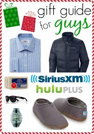 pbf gift guide 2014 gifts for guys peanut butter fingers