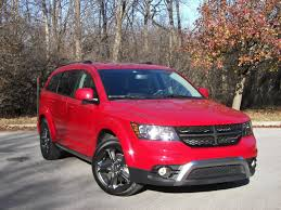 2016 dodge journey crossroad awd affordable side of 3 row