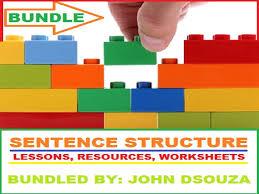 framing compound complex sentences lesson u0026 worksheets by
