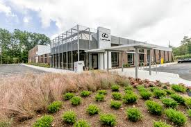 lexus of bridgewater service hollister construction services completes state of the art