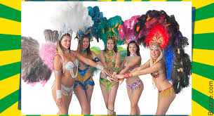 carnival brazil costumes traditional clothing that is supremely graceful