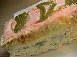 cuisiner asperges vertes fraiches recette cake salé sans gluten au saumon et asperges vertes fraîches