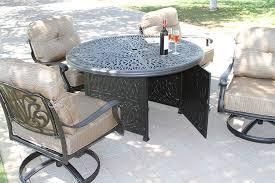 Patio Import by Amazon Com Heritage Outdoor Living Cast Aluminum Elisabeth 5pc