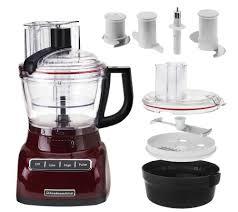 kitchenaid 13 cup food processor w dicing kit u0026 exact slice