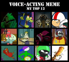 Actor Memes - anything goes voice actor meme by the man of tomorrow on deviantart
