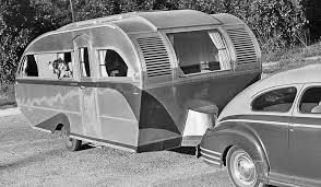 vintage travel trailers motor homes and truck campers the old motor