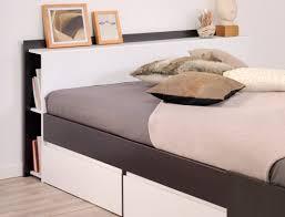 Schlafzimmer Bett Regal Doppelbett Morris 4 Kaffeefarben 160x200 Ehebett Schlafzimmer Bett