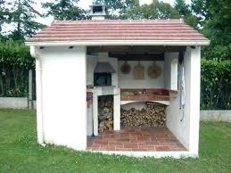 construire une cuisine d été cuisine d ete exterieur superbe construction un barbecue exterieure