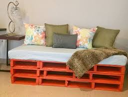 pallet sized cushions reinventing outdoor cushions into sleepover