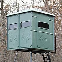 Redneck Hay Bale Blind Blind Ambition Hunting Supply Products Blinds
