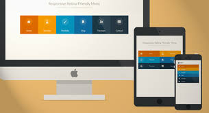 website menu design 40 best responsive design tutorials tutorials