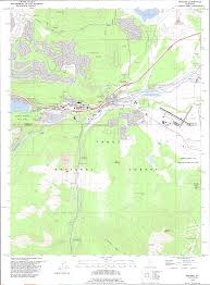 topographic maps of lake tahoe area
