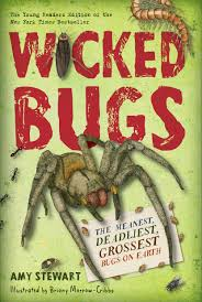 What Are The Red Bugs On Concrete wicked bugs amy stewart