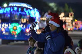 mount pleasant christmas light parade u0026 tree lighting the