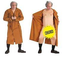 Funny Dirty Halloween Costumes Frank Flasher Costume Dirty Man Funny Halloween
