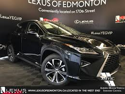 car lexus 350 used 2017 lexus rx 350 4 door sport utility in edmonton ab l13057