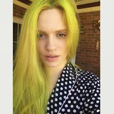 banana for hair electric banana yellow hair hair colors ideas