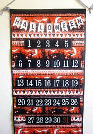 everyday celebrations halloween countdown calendars in stock