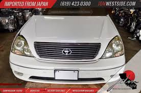 lexus san diego specials jdm 01 03 lexus ls430 front end conversion nose w rear bumper