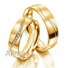 wedding gold rings wedding gold rings for couples wedding promise diamond