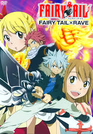 fairy tail anime fairy tail x rave episode fairy tail wiki fandom powered by