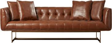 sofa leather chesterfield sofas lovable leather chesterfield