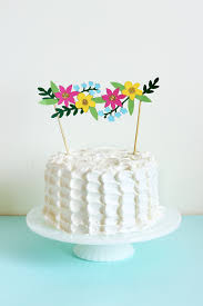 in cake toppers 25 diy cake toppers for a variety of special occasions