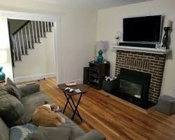 appealing bedroom with fireplace for calmness rest real stories archives modsy blog