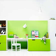 home design cool small ikea kids study desk white wooden bedroom