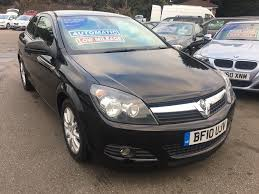 vauxhall astra automatic used black vauxhall astra for sale kent