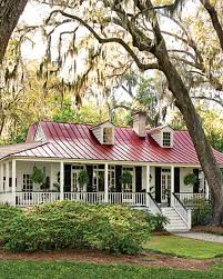 low country style home tour riverside cottage martha stewart