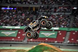 list of all monster jam trucks monster jam makes roaring debut in s u0027pore singapore news u0026 top