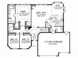 Ranch Floor Plans With Basement by 42 Best House Plans 1500 1800 Sq Ft Images On Pinterest Small
