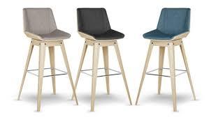 chaise haute design cuisine merveilleux chaise haute pour ilot central design cuisine magazine