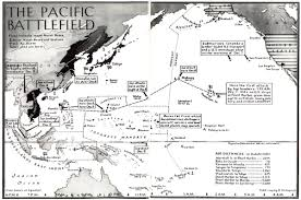 Dutch Harbor Alaska Map by Pearl Harbor Attack This Vintage Map Shows What Happened Next