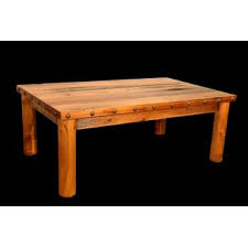 Barn Wood Coffee Table Rustic Barnwood Coffee Table Wayfair