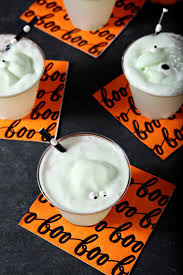 Halloween Appetizers With Pictures Melting Monster Halloween Punch The Speckled Palate